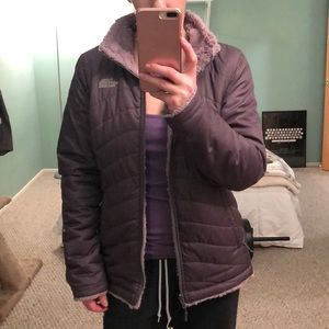 The North Face Jackets   Coats - North Face Women s Mossbud Swirl Reversible  Jacket 6b56f900f